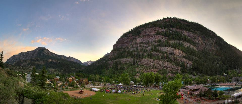 Live Music with the Ouray Mountain Air Music Series