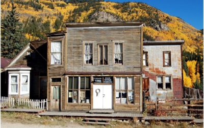 Where to Find Ghost Towns in Colorado