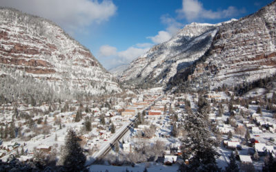 Ouray Festivals and Ice Park Openings