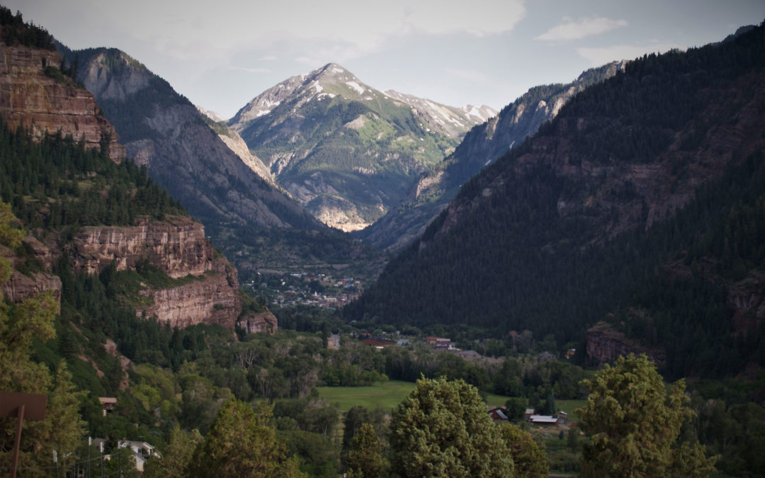 The Name of Ouray