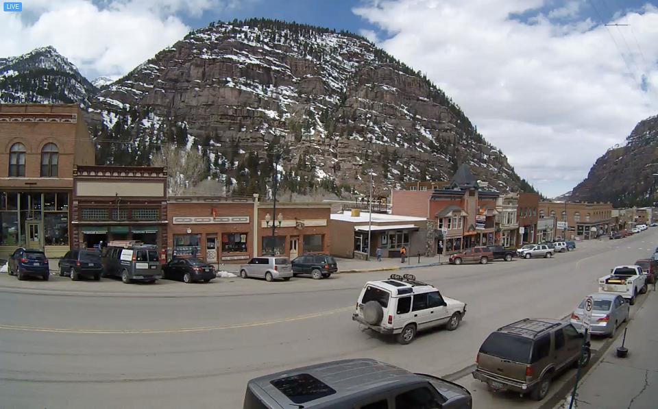 Taking Advantage of Webcams in Colorado