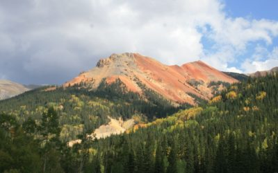 History of Red Mountain Pass