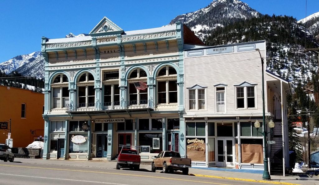 Wright Opera House Ouray | Stay at the Ouray Chalet Inn