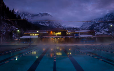 Soothe your Troubles Away in Ouray's Hot Springs
