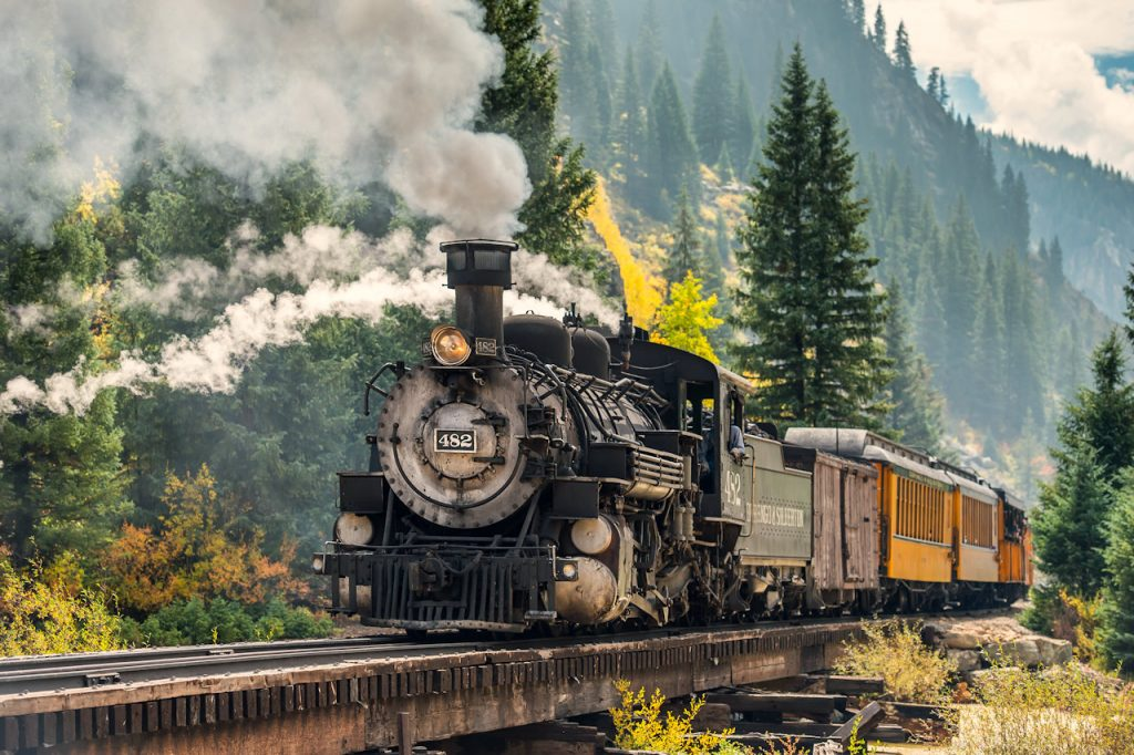 Silverton Express | Stay at the Ouray Chalet Inn