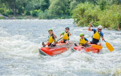 Summer Water Sports in Ouray