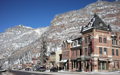 Sightseeing in Ouray