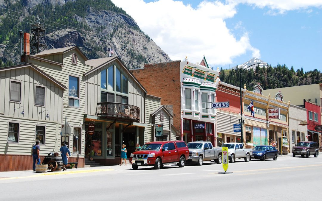 Ouray history | Stay at the Ouray Chalet Inn