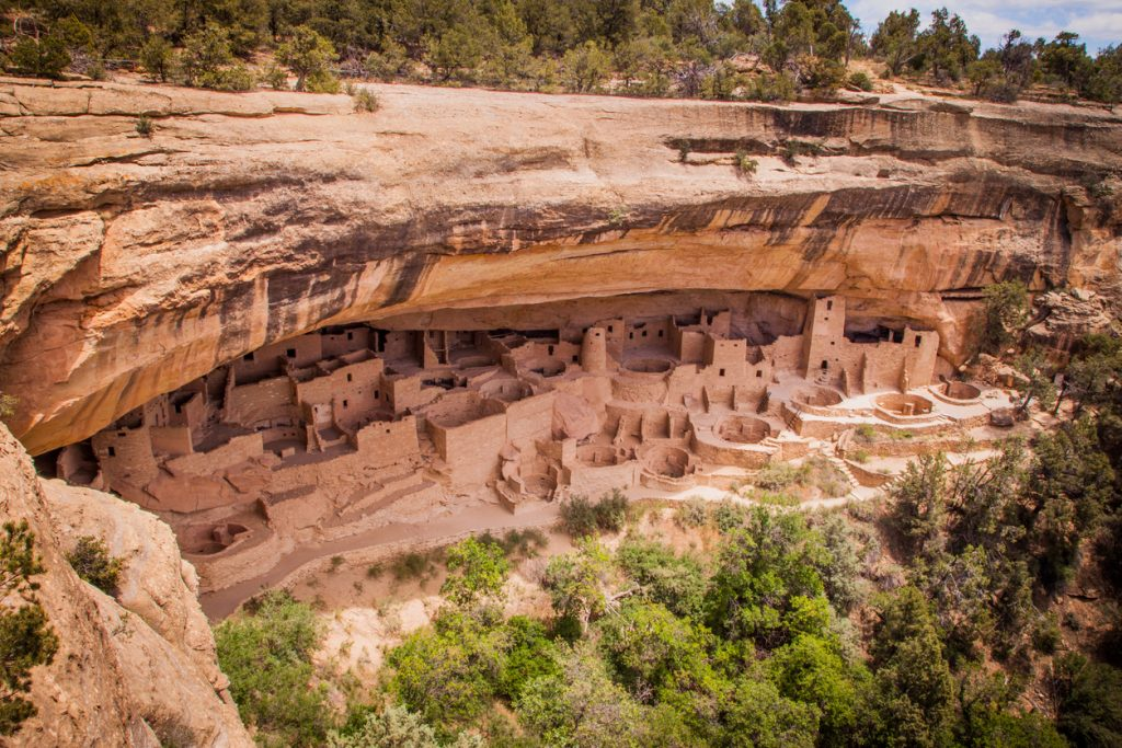 Mesa Verde, CO | Stay at the Ouray Chalet Inn